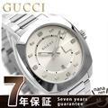 243cb142188 グッチ GG2570 コレクション ラージ 41mm メンズ 腕時計 YA142308 GUCCI シルバー